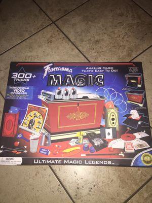 Fantasma Magic Set 300+ Tricks Worth $40 Selling $30 for Sale in Montclair, CA