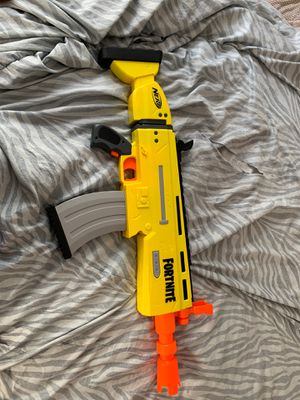Fortnite nerf gun for Sale in District Heights, MD