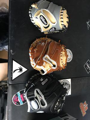 Baseball catchers gloves *NEW for Sale in La Mirada, CA