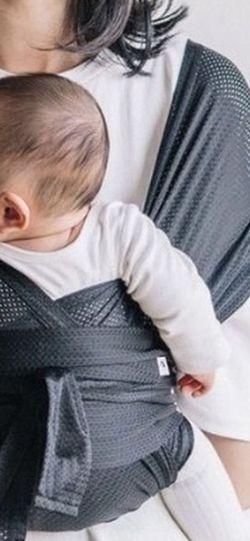 Konny Baby Carrier SUMMER – Black—-3XL for Sale in Fresno,  CA
