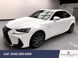 2017 Lexus IS for Sale in Stafford, TX