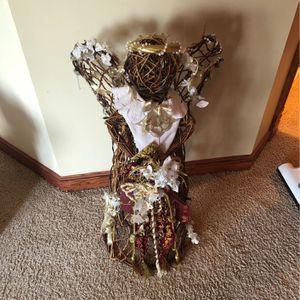Decorative Christmas Angel w. Lights for Sale in Mechanicsburg, PA