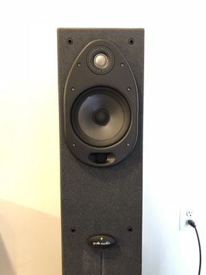Polk Powered Tower Speakers (pair) for Sale in Washington, DC