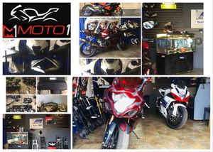 Motorcycle parts-Gsxr,CBR,Kawasaki for Sale in Orlando, FL