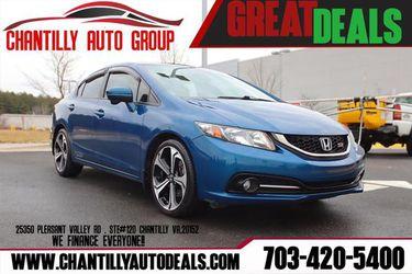 2015 Honda Civic Sedan for Sale in Chantilly,  VA