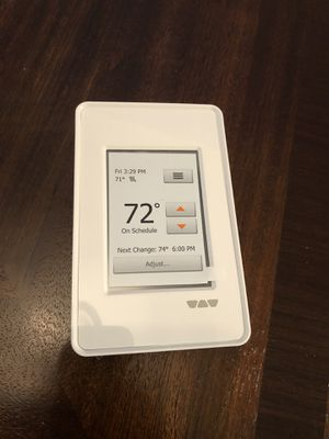 NEW floor heat thermostat , programmable touch for Sale in Montgomery Village, MD