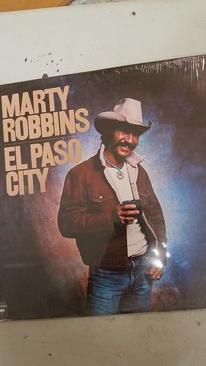 Marty Robbins album LP for Sale in Lakewood, WA