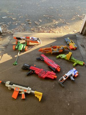 Nerf Gun Toys for Sale in CT, US