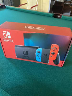 Nintendo switch NEW in BOX for Sale in Downey, CA