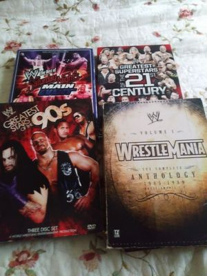 Wrestling box sets limited editions for Sale in Crystal City, MO
