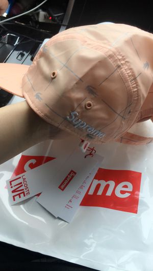 Supreme and Lacoste cap brand new for Sale in Washington, DC