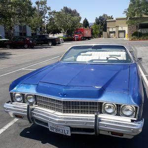 1973 Chevrolet Impala for Sale in Sunnyvale, CA