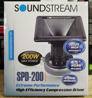 Soundstream Tweeter! for Sale in Dallas, TX
