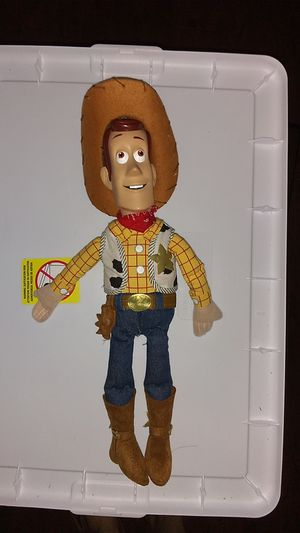Disney Toy Story Woody Doll $5 for Sale in Costa Mesa, CA