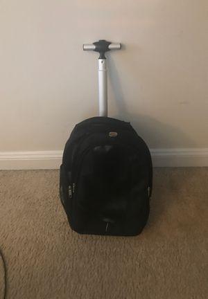 Black gladiator rolling bag for Sale in Arlington, VA