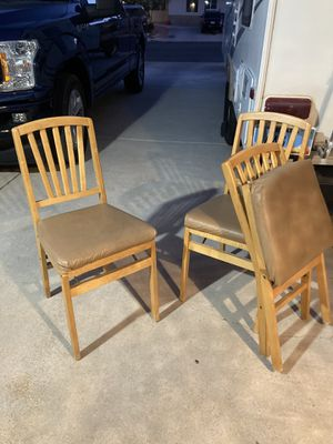 Folding chairs for Sale in Las Vegas, NV