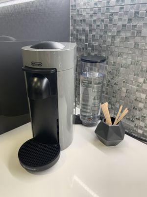 Nespresso VertuoPlus coffee and expresso machine for Sale in Glendale, CA
