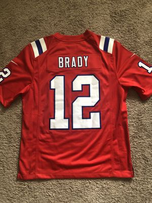 NFL New England Patriots Tom Brady Jersey for Sale in North Las Vegas, NV