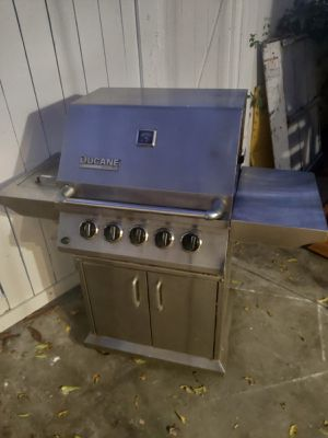 DUCANE BBQ grill with side burner for Sale in Laguna Hills, CA
