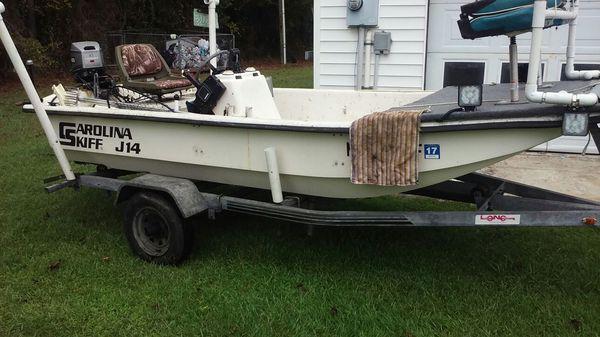 Wanted Jon Boat