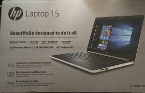 """Hp Windows 10 15.6"""" Laptop for Sale in Philadelphia, PA"""