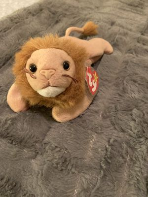 Ty 1996 beanie baby (Roary) for Sale in Ontario, CA