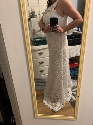 Wedding dress BHLDN Anthropologie for Sale in Long Beach, CA
