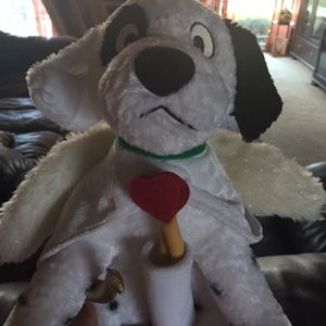 Adorable patch plush from 101 Dalmatians for Sale in Garden Grove, CA
