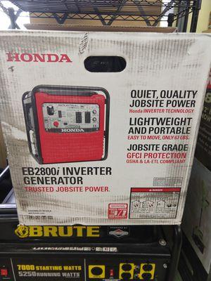 Honda Inverter Generator for Sale in Summit, IL