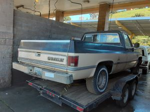 c10 long bed parting out for Sale in San Diego, CA