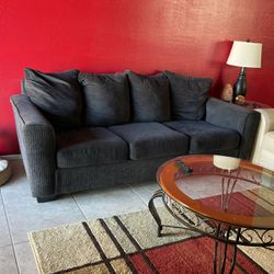 Dark Grey Couch for Sale in Maricopa,  AZ