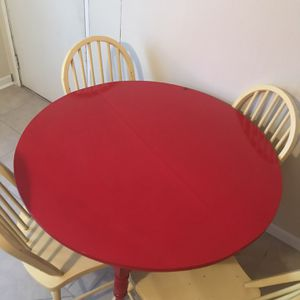 Table, 4 Chairs for Sale in Columbia, SC