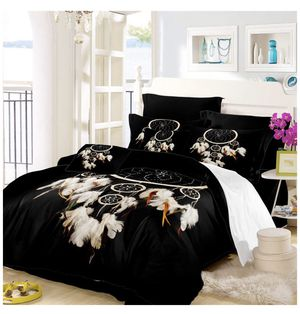 duvet cover set King size only for Sale in Fort Worth, TX