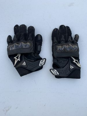 Alpine stars motorcycle gloves. #yamaha #kawasaki for Sale in Los Angeles, CA