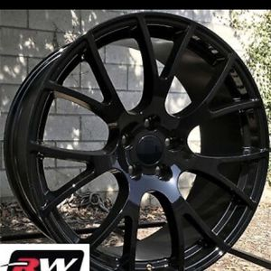 5x115 Charger Rims Challenger Wheels Srt Hellcat for Sale in Los Angeles, CA
