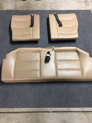Bmw back seats for Sale in Fresno, CA