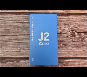 Samsung J2 code 2018 unlock ready to use for Sale in Orlando, FL