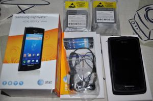 Samsung captivate galaxy s for Sale in Scottsdale, AZ