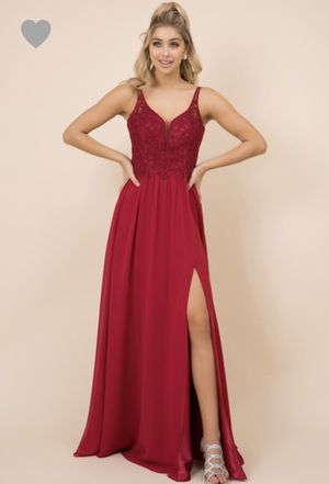 Evening Long Dress, bride's maid dress, prom dress for Sale in Brownstown Charter Township, MI