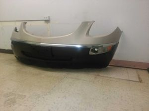 Buick Enclave front bumper with fog lights and assemblies oem. Fits year 2008-2012 for Sale in Carson, CA