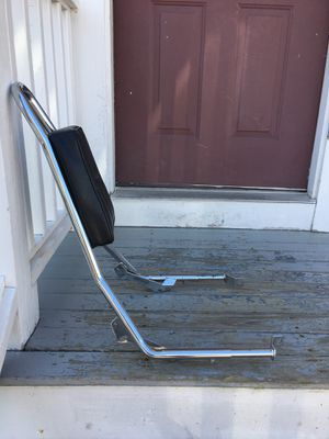 Motorcycle Backrest (fit my 1979 Honda CB650) for Sale in Boston, MA