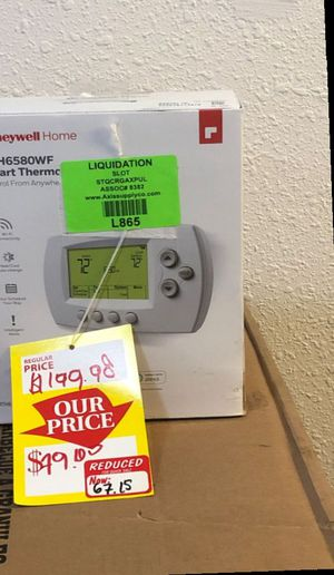 Honeywell thermostat T2H for Sale in Missouri City, TX