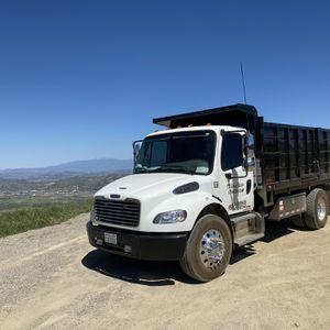 Dump Trucks Bobcats Grading Demo for Sale in Chino, CA