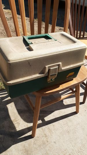 Fishing tool box for Sale in Fontana, CA