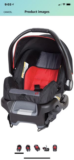 Baby Trend Ally 35 Infant Car Seat,Optic Red for Sale in Cinnaminson, NJ