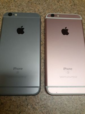TWO XFINITY 6S 32GB $100 EACH NO CRACKS PRICES ARE NON-NEGOTIABLE for Sale in Philadelphia, PA