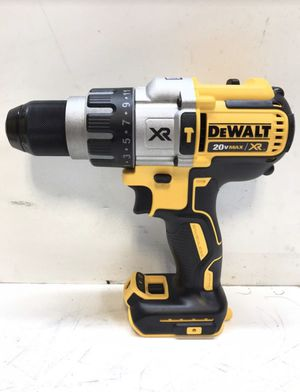 DEWALT 20-Volt MAX Lithium-Ion Cordless Brushless Hammer drill for Sale in Bakersfield, CA