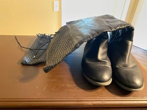 Female boots size 12w for Sale in Marietta, GA