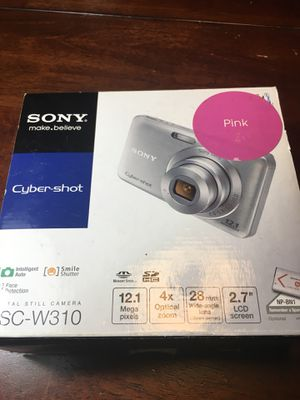 Pink SONY Digital Camera for Sale in NY, US