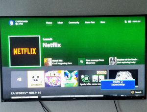 55 inch TCL tv for Sale in Westminster, CO